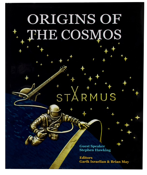 Starmus: Origins of the Cosmos