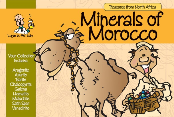Minerals of Morocco