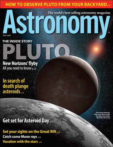 Astronomy July 2015