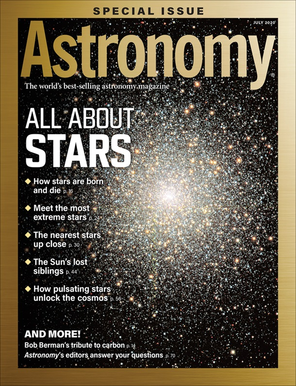 Astronomy July 2020