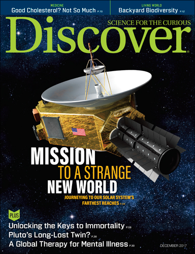 Discover December 2017