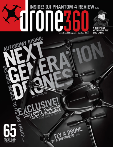 Drone360 May/June 2016