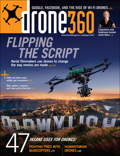 Drone360 July/August 2016