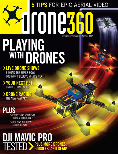 Drone360 May/June 2017