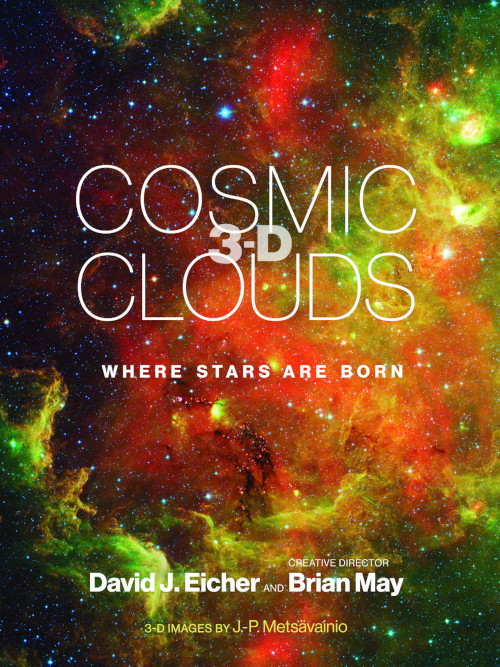 Cosmic Clouds 3-D