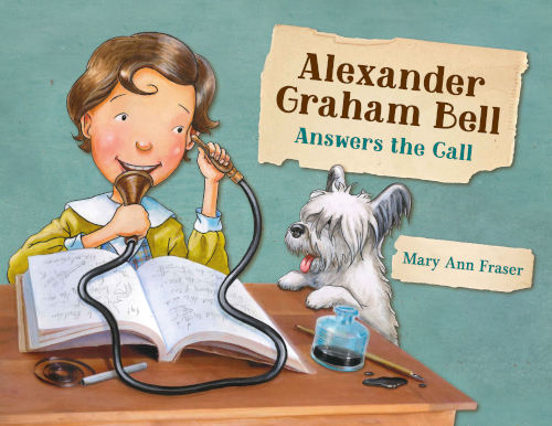 Alexander G. Bell Answers the Call