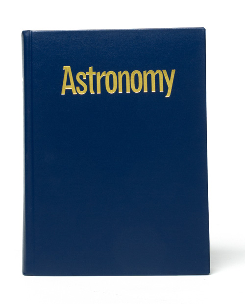Astronomy Bound Volume 33 2005
