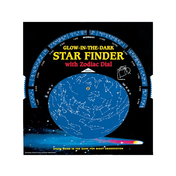 Glow-In-The-Dark Star Finder