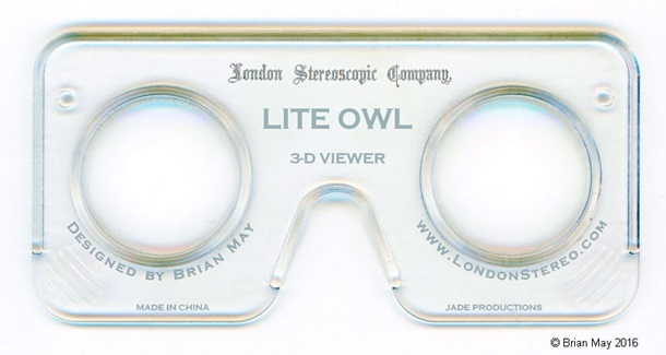 Lite OWL 3-D Viewer