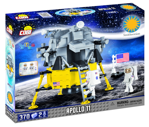 COBI Apollo Lunar Module Building Blocks Set