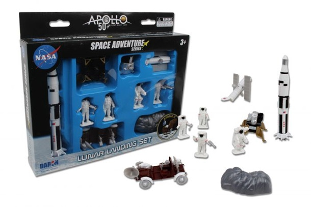 NASA Lunar Landing Set