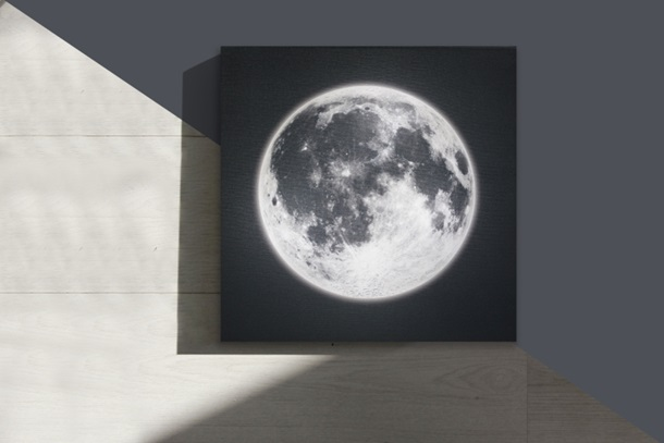 AstroReality Moon Frame Nightlight