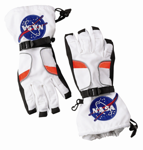 Jr. Astronaut Gloves - Small (3-8)