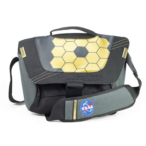 NASA James Webb Courier Bag