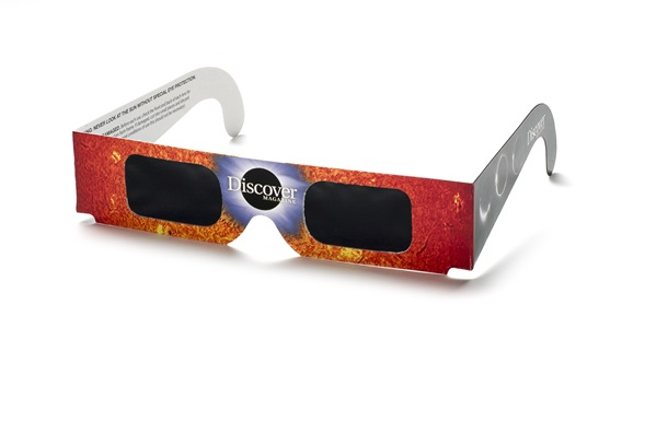Discover Solar Eclipse Glasses - 5 Pack