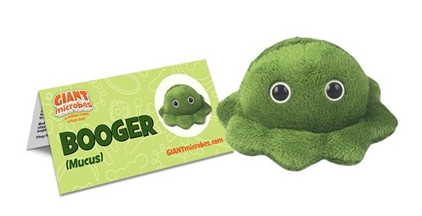 GIANTmicrobes - Booger (Mucus)