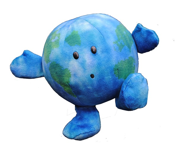 Celestial Buddies™ Plush - Earth