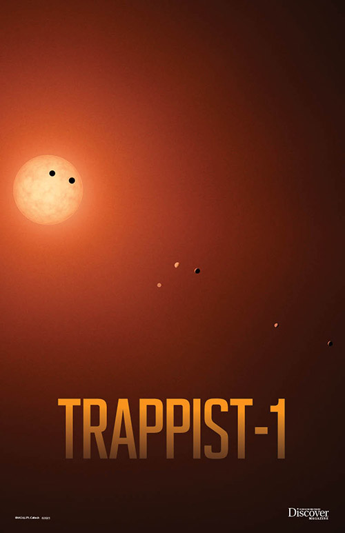 Transit Illustration of TRAPPIST-1