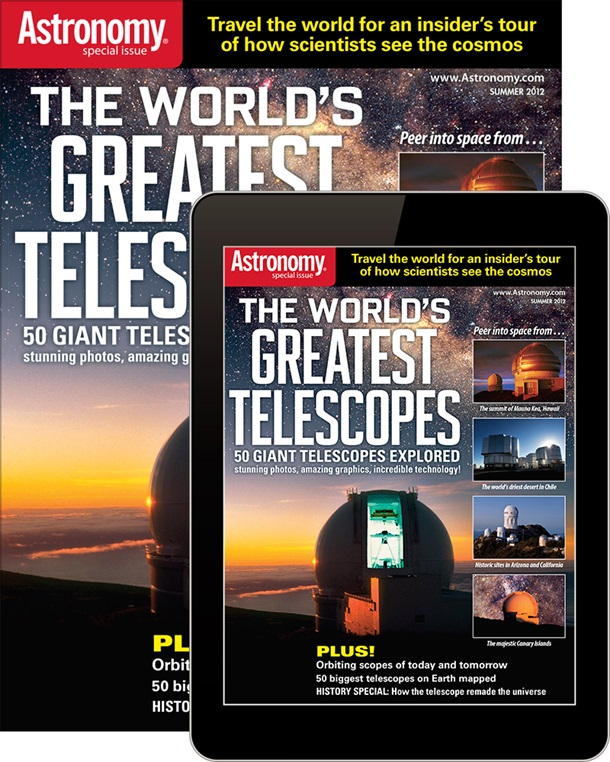 The World's Greatest Telescopes