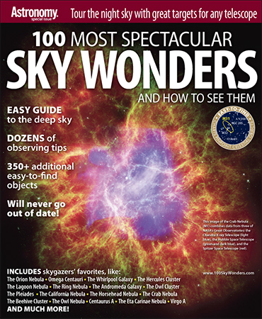 100 Most Spectacular Sky Wonders