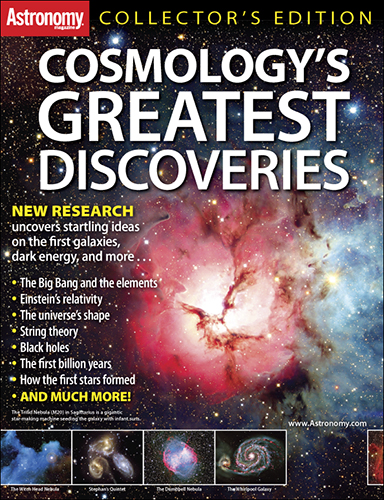 Cosmology's Greatest Discoveries