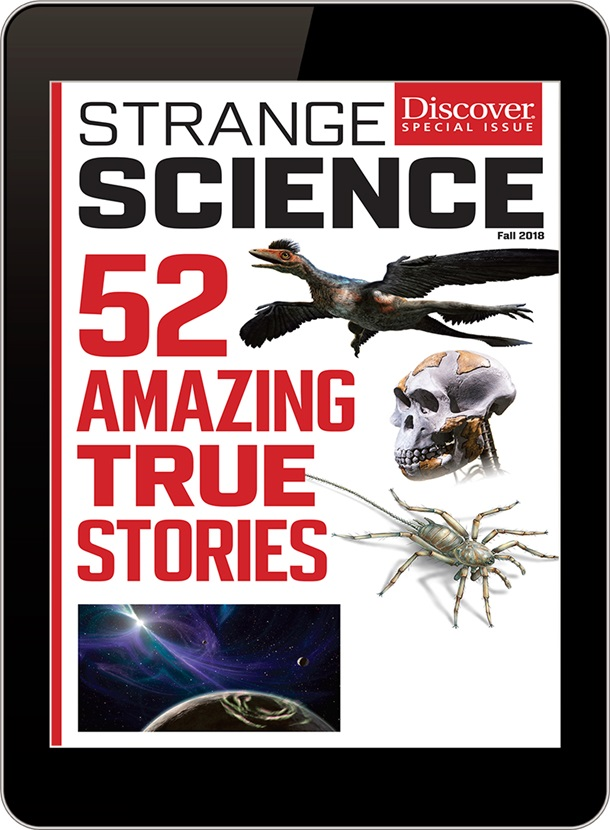 Strange Science Digital