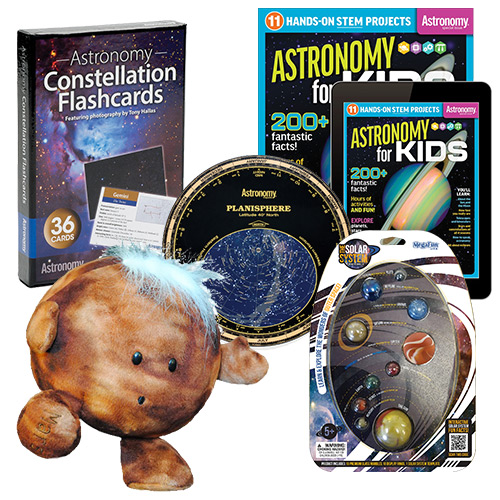 Astronomy Project Kit