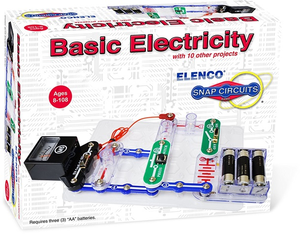 Snap Circuits Basic Electricity Kit