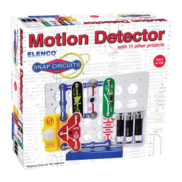 Snap Circuits Motion Detector Kit