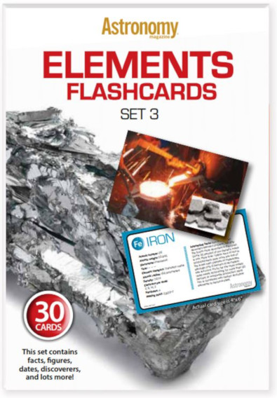 Elements Flashcards - Set #3
