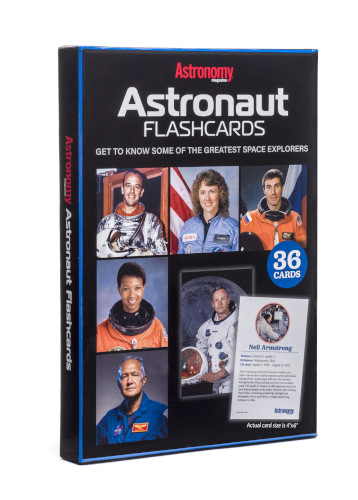 Astronaut Flashcards