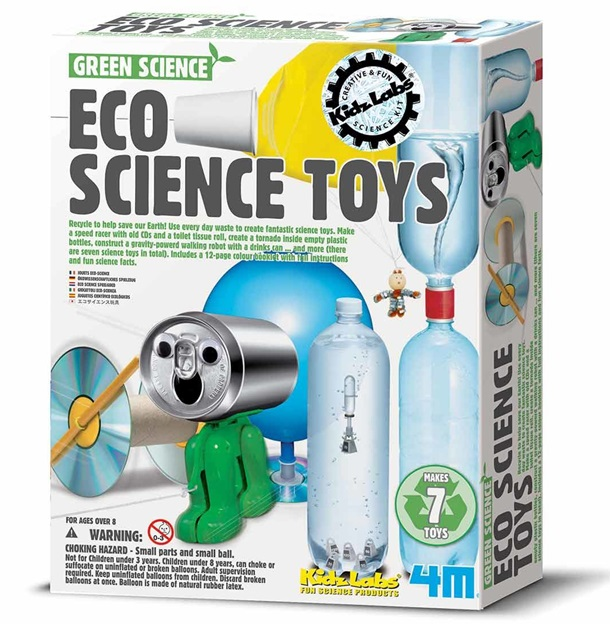 Green Science Eco Science Toys Kit