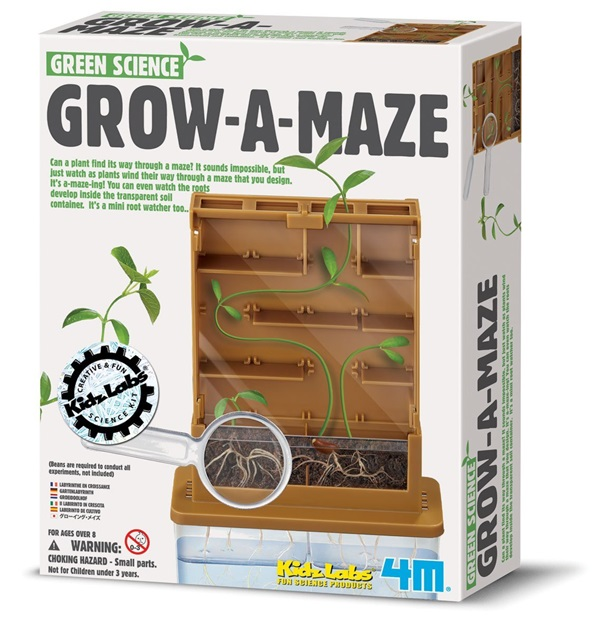 Green Science Grow-A-Maze Kit