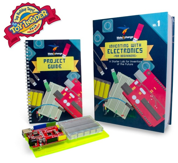 MakeXchange Coding & Invention Kit