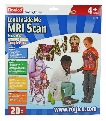 Look Inside Me MRI Scan