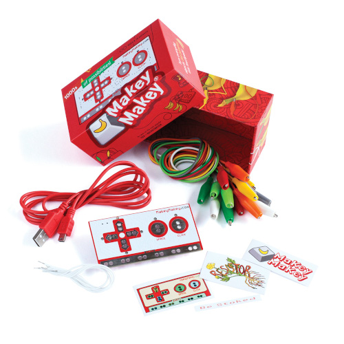 Makey Makey®: An Invention Kit for Everyone