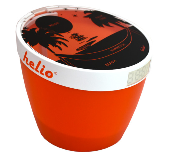 Helio LED Projector - Orange