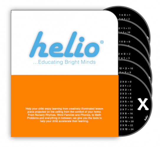 Helio Math Discs Set: 1 & 2