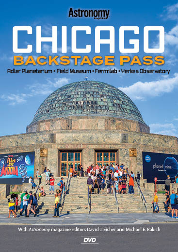 Astronomy Backstage Pass: Chicago DVD
