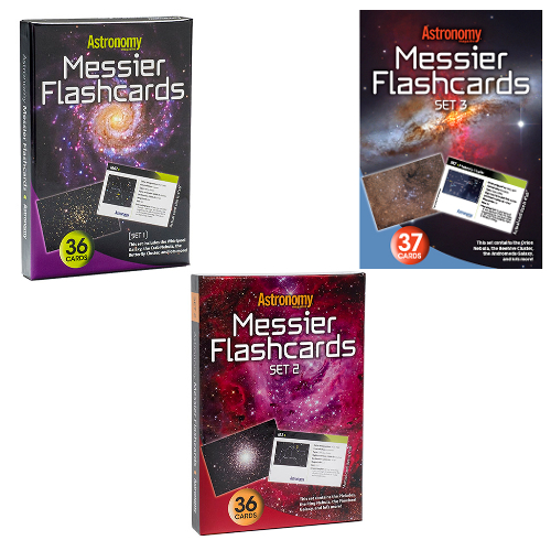 Messier Flashcards Set