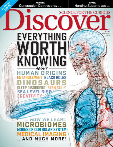 Discover July/August 2016