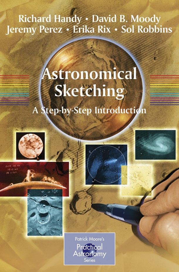Astronomical Sketching: A Step-by-Step Introduction