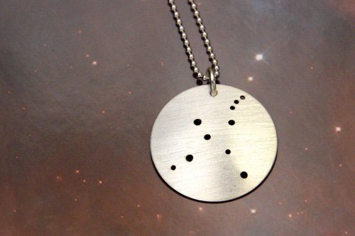 Cygnus Pendant Necklace