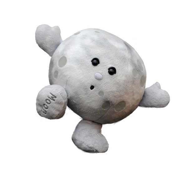 Celestial Buddies™ Plush - Moon