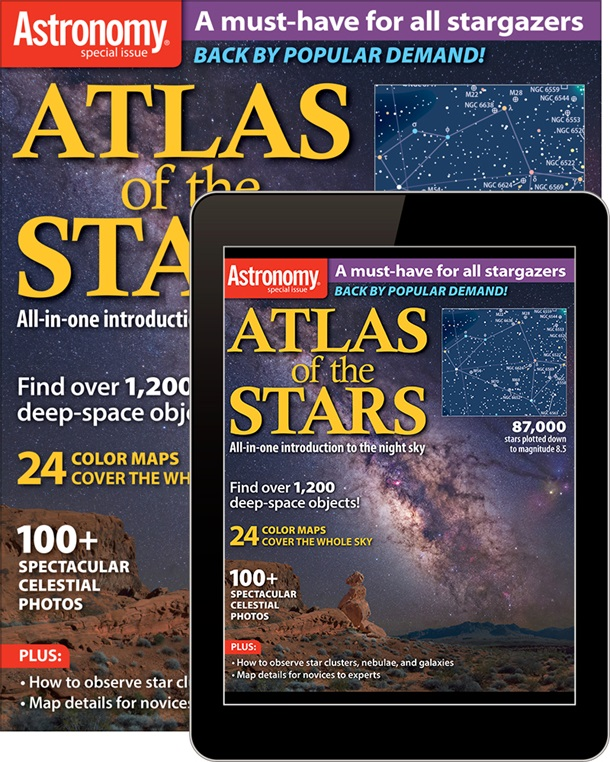 Atlas of the Stars